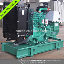 Factory Sale! Soundproof 20kw diesel generator powered by Cummins engine 4B3.9-G2