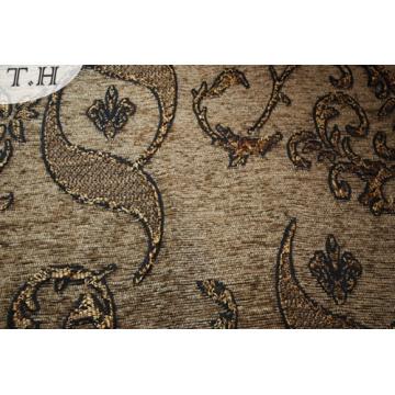 210ГСМ дешевые украшения Синель Мебельная ткань