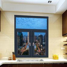 Feelingtop Strong Anti-Theft and Wind Resistance Aluminium Swinging Casement Window (FT-W70)