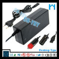 ul switching power supply 14v 7a 50-98hz ac dc adapter 12v 98w cable plug types