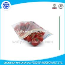 Оптовый пластиковый мешок замка молнии для продуктов питания