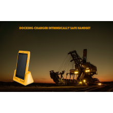 Docking Charger Intrinsically Safe Handset