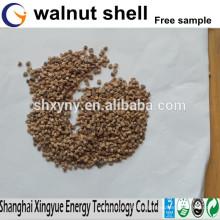 China medios preciosos del filtro de la cáscara de la nuez del precio competitivo con alta calidad
