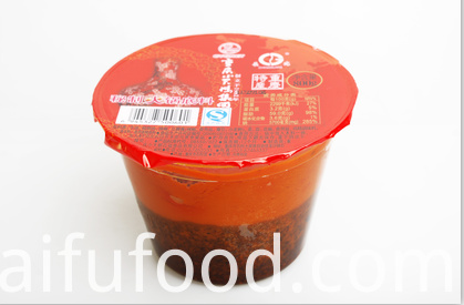 800g bowl of hot pot bottom material