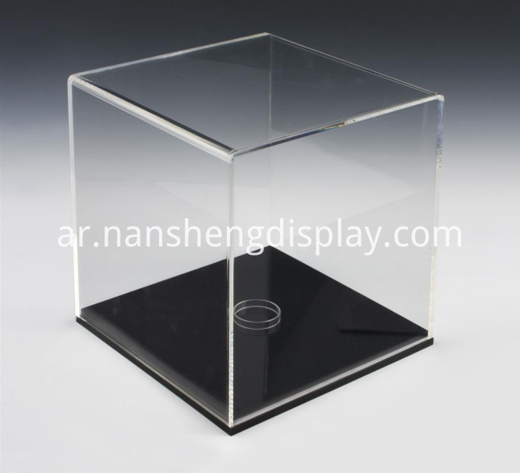 Acrylic Memorabilia Display Case