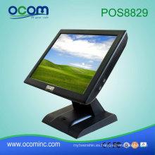 POS8829 15 pulgadas todo en una soluciones de epos Pos Machine en escritorio