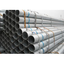 Welded ASTM A53 Round Steel Pipe