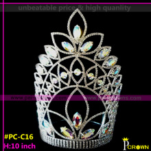 10 inch Girls Tiara Crown Jewelry Display