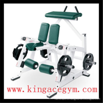 Gym Equipment Fitness Equipment Commercial ISO-Lateral Kneeling Leg Curl