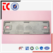 Customize aluminium Communicating equipment plate die casting parts