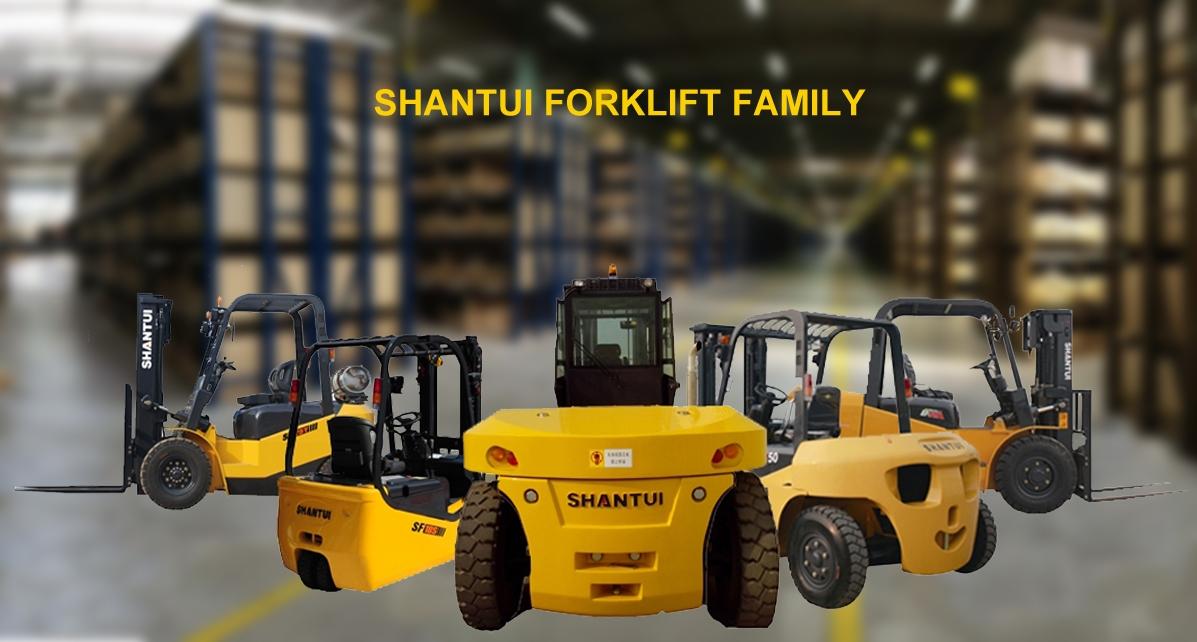 Shantui Forklift Family