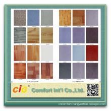 Hot Sale Indoor Household Plastic Pvc Flooring Wood Look