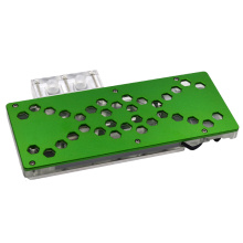 Syscooling 1080 computer GPU water cooling block water cooling system Desktop liquid cooling