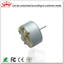 Factory price electric dc motor 5v with brush