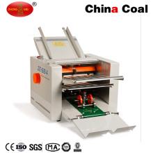 Máquina plegadora de hojas de papel Ze-8b / 2 Books
