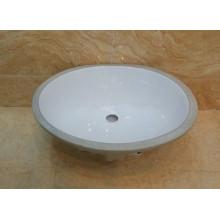 Bajo el lavabo de cerámica de la lavabo de China contador 20 '' (A-206)