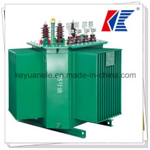 Factory Export S13 Oil Type Transformer 10~4000kVA 11/33kv with Temperature Control