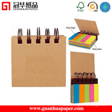SGS Note Pads Promotional Self Adhesive Writing Pads