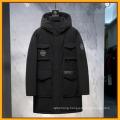 Korean Style Down Jacket MID-Length Outdoor Couple Jacket