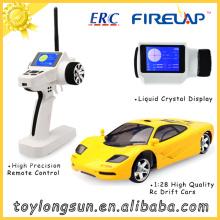 Brinquedo do carro do controle de rádio de 2.4G 3CH
