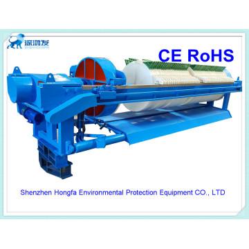 Prensa de filtro de tipo hidráulico de capacidad media de 140m2