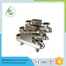 Uv tubo de purificación de agua ultravioleta luz doméstica uv tratamiento de agua