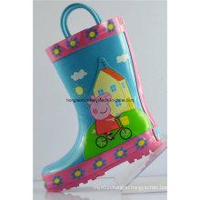 Children Non-Slip Rubber Rain Boots 10