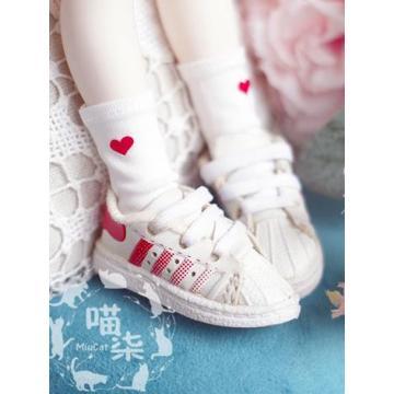 Носки BJD Носки для девочек / мальчиков для шарнирной куклы SD / MSD / YOSD