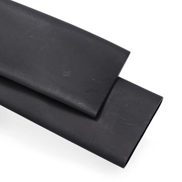 Черный И RoHS Декоративные Тонкие Стены Тепло Термоусадочные Трубки