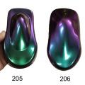 Chromaflair Chameleon Pigment Auto Paint Color Shifting Pigment