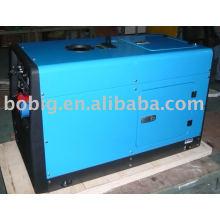 Звукоизоляционный генератор Kubota 6kva