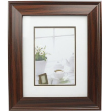 Wooden Color Best Selling Plastic Photo Frame 13X18CM