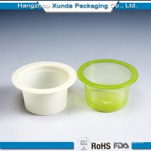 Personalização do copo de iogurte congelado PP