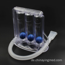 Medical 3 Drei-Ball-Incentive-Spirometer