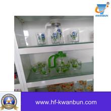 Ensemble de pots en verre de haute qualité, ustensiles de cuisine Kb-Jh06116