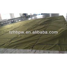 Waterproof Tent Canvas Tarpaulin