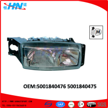 Premium Headlamp 5001840476 5001840475 Automobile Parts