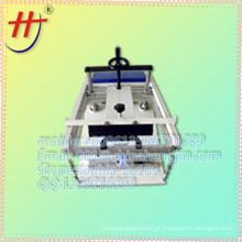 T máquina de impressão cônica do copo da tela do slick do manul