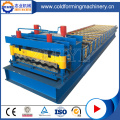 Color Steel Coil Glazed Roofing Tiles Machine