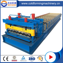 Metal Aluminium Steel Tile Roll Forming Machine