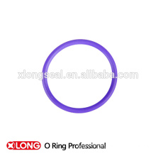 China manufacturer supply purple rubber o ring for sealing