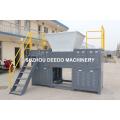 Solid Waste, Scrap, Municipal Rubbish Recycling Shredder Machine