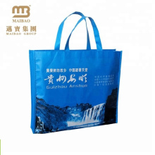 China supplier high quality eco-friendly pp nonwovens tote bag online shopping promotional