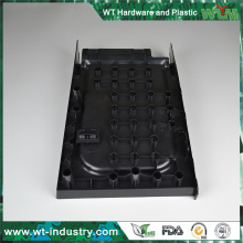 top quality auto plastic armrest parts injection molding
