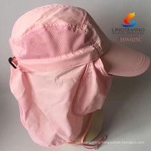 New Womens Mens Summer Sun Protection Cap Cover Ear Face & Neck Outdoor Fishing Cycling Mask Flap Hat