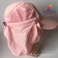 New Womens Mens Verão Sun Proteção Cap Cover Orelha Rosto e Pescoço Outdoor Pesca Ciclismo Mask Flap Hat