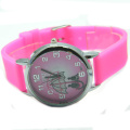 New Arrival Girls Umbrella Pattern Quartz Wrist Watches