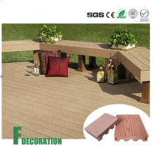 Cladco WPC Wood Plastic Composite Outdoor Decking Flooring