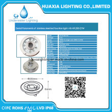 27W Outdoor Fountain LED Light for Underwater Swimming Pool Light