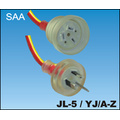 PVC Australian SAA Power Cords